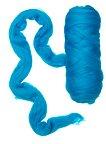 """Turquoise blue"" Merino 19µ"