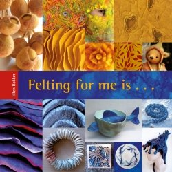 Book felting is for me