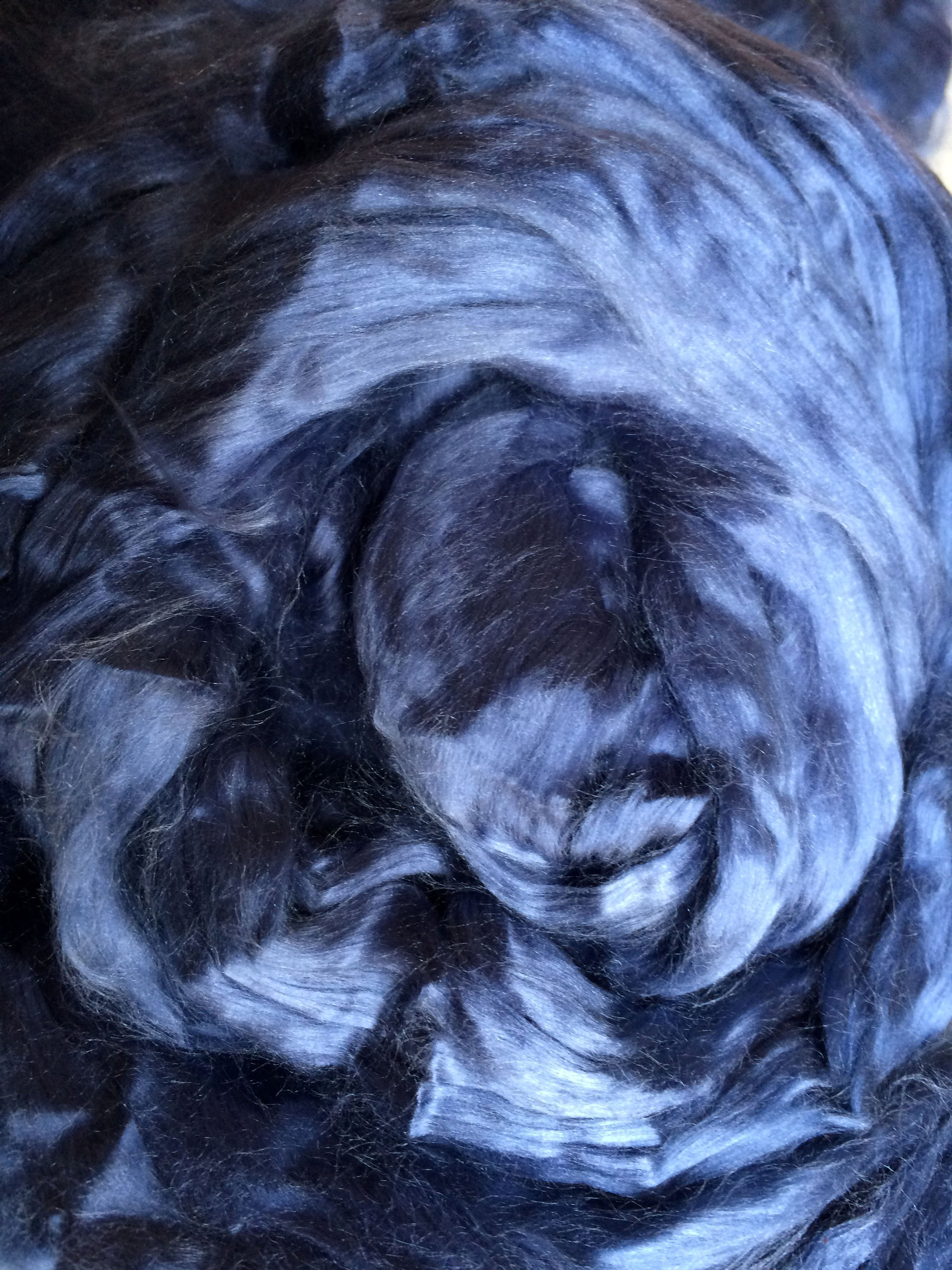 MULBERRY DYED a1 SILK