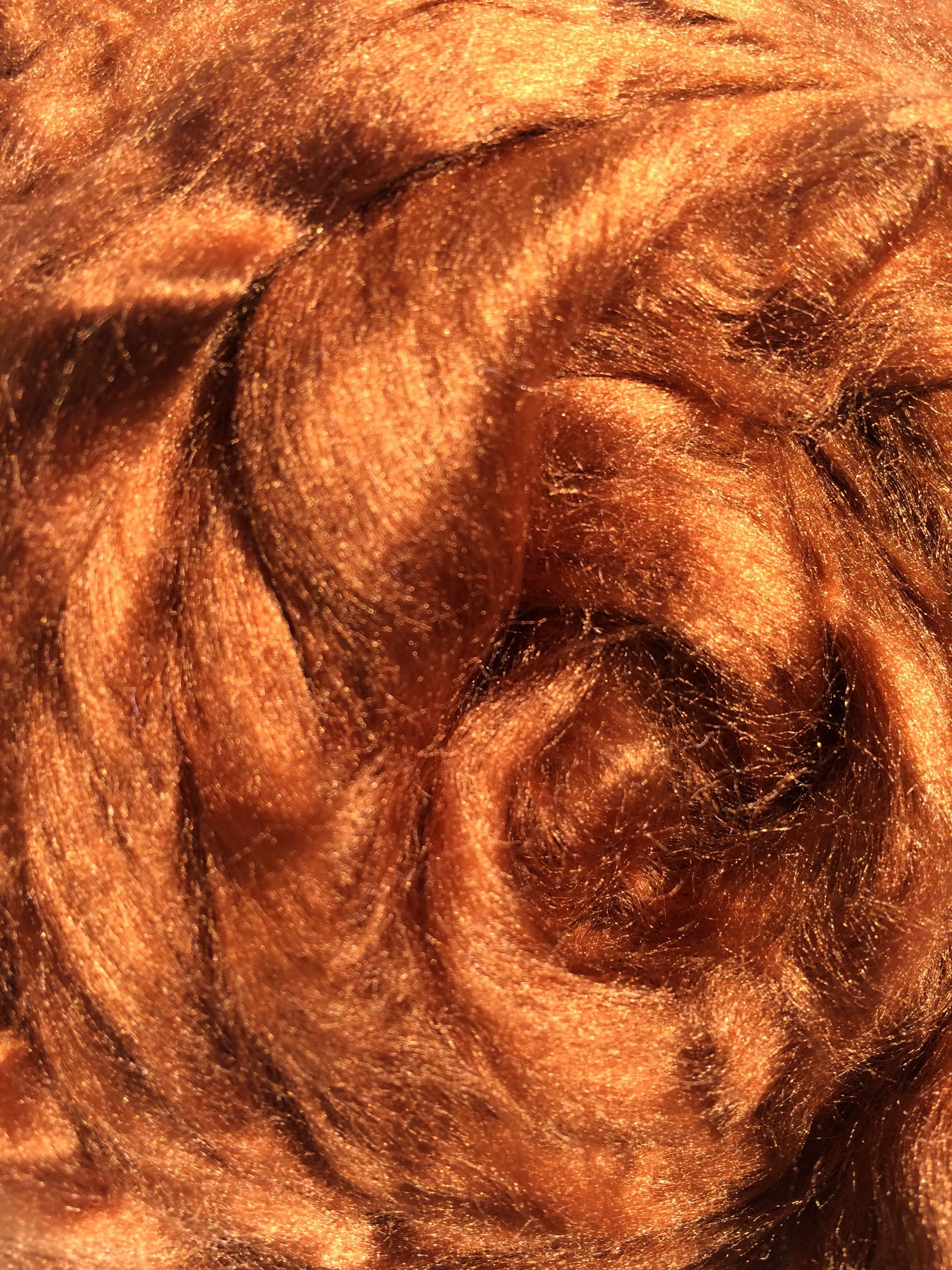 viscose dyed fibre