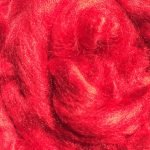viscose dyed fibre