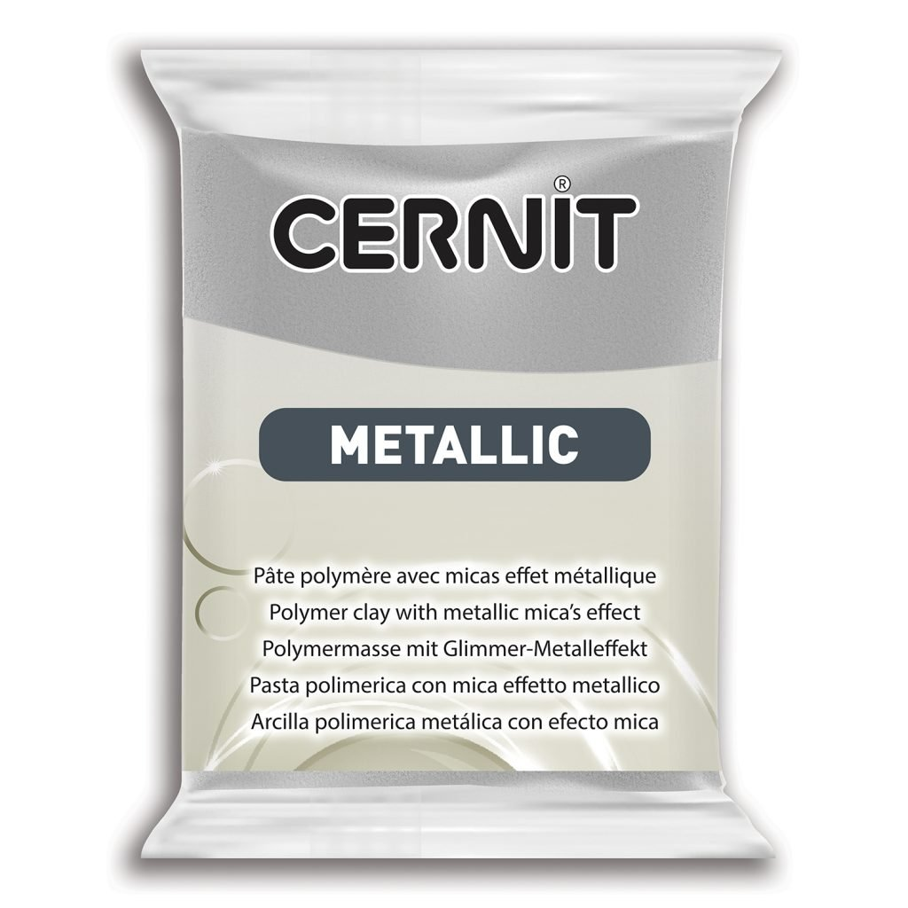 Cernit a polymer clay for modeling.
